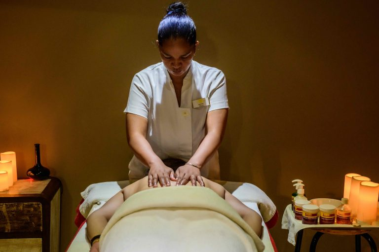 Massage spa bien etre baobab tree hotel & spa